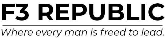 F3 Republic - For the invigoration of male community leadership